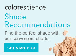 Colorescience Shade Recommendations